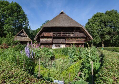 Schwarzwälder Freilichtmuseum Vogtsbauernhof